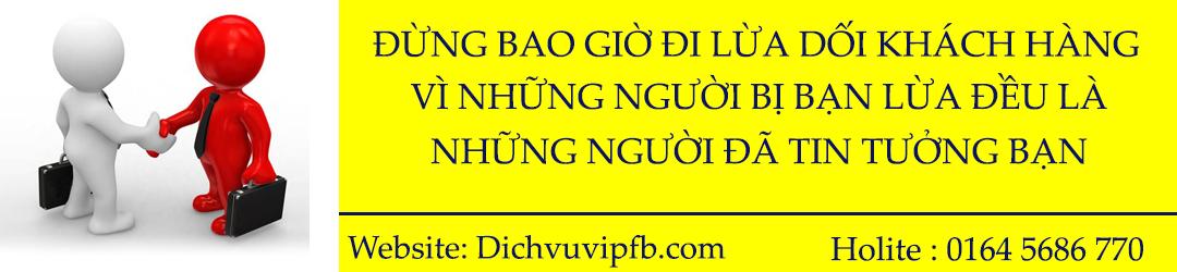 Dịch Vụ Facebook - Làm Xong Nhận Tiền