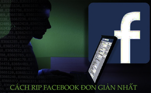 cách rip nick facebook